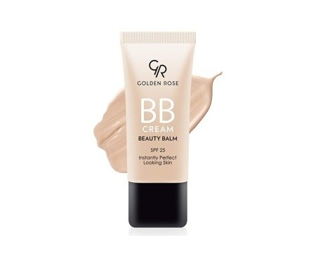 GOLDEN ROSE BB Cream Beauty Balm No Light  Krem BB 05 MEDIUM PLUS