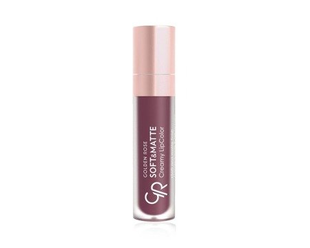 GOLDEN ROSE SOFT&MATTE CREAMY LIP COLOR MATOWA POMADKA DO UST 116