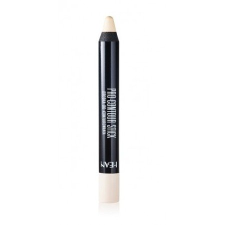 HEAN PRO-CONTOUR STICK KREDKA DO KONTUROWANIA TWARZY 101 HIGHLIGHT