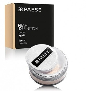 PAESE PUDER HD TRANSPARENTNY HIGH DEFINITION